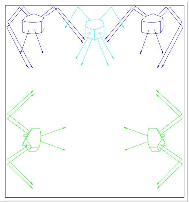 bose super system 4 901\u0027s bose community Bose Subwoofer Wiring Using Bose 901 Equalizer Wiring Diagram #14