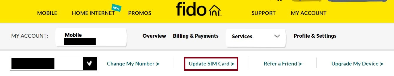 Solved: How to activate my new SIM card - Fido