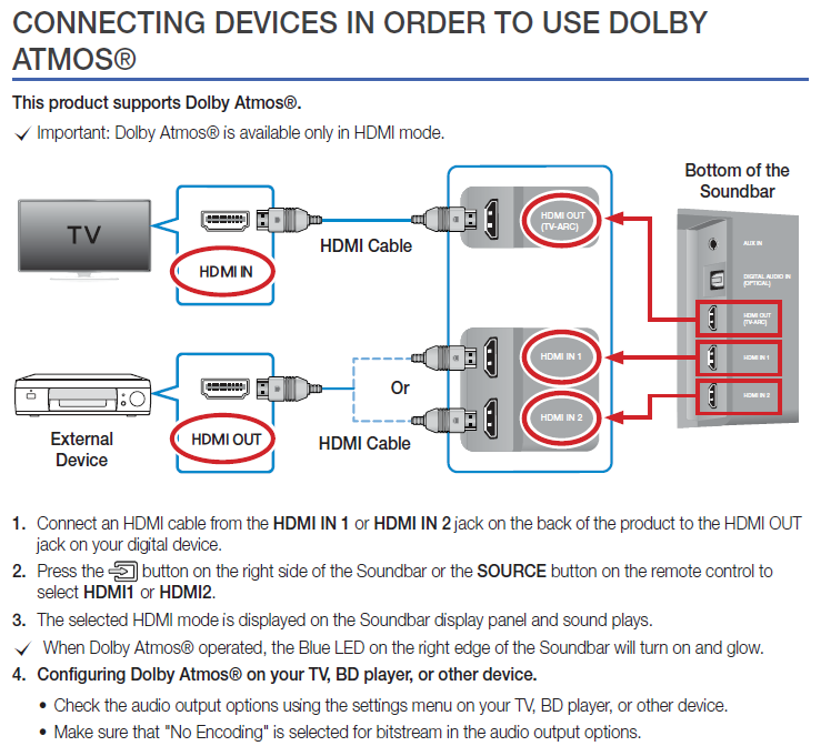 how to get arc working with lg tv