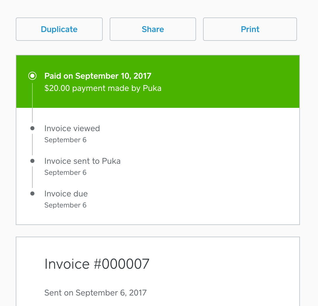 Solved Can I Send Invoices Thru Text Message The Seller Community - How to use square invoice